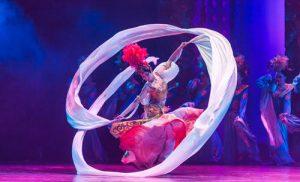 Dance Entertainment Booking Agent