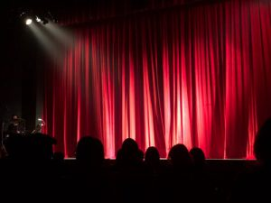 Theater Entertainment Booking Agent